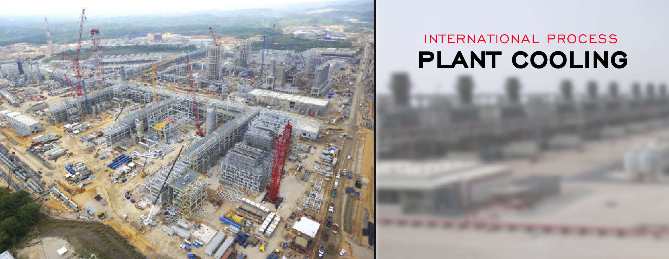 Project International Process Plant Cooling 01