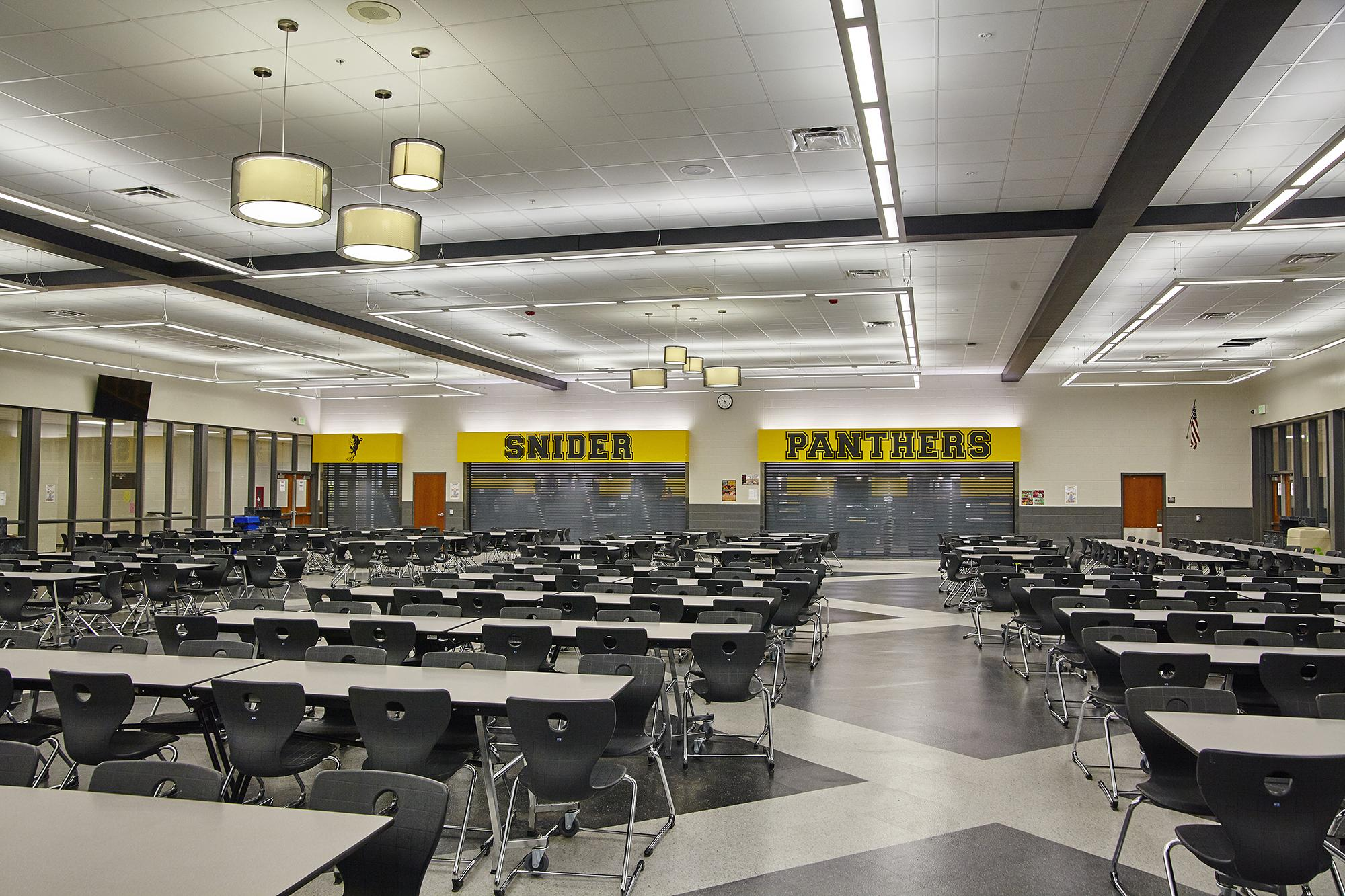 Snider High School